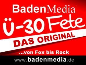 Baden Media Ü30 Party