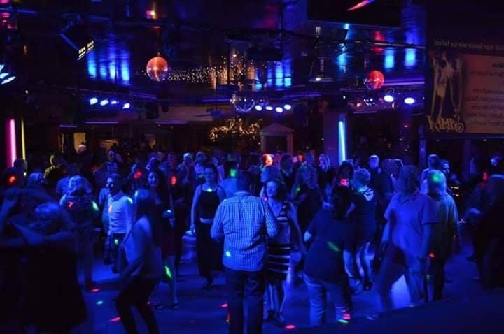 Tanztreff Samba